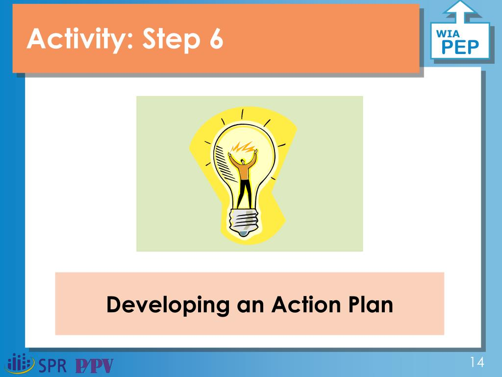 Activity: Step 6