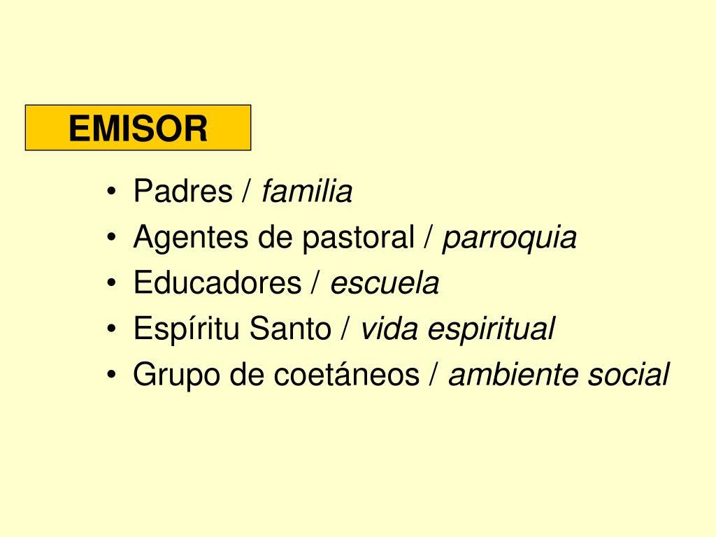 EMISOR