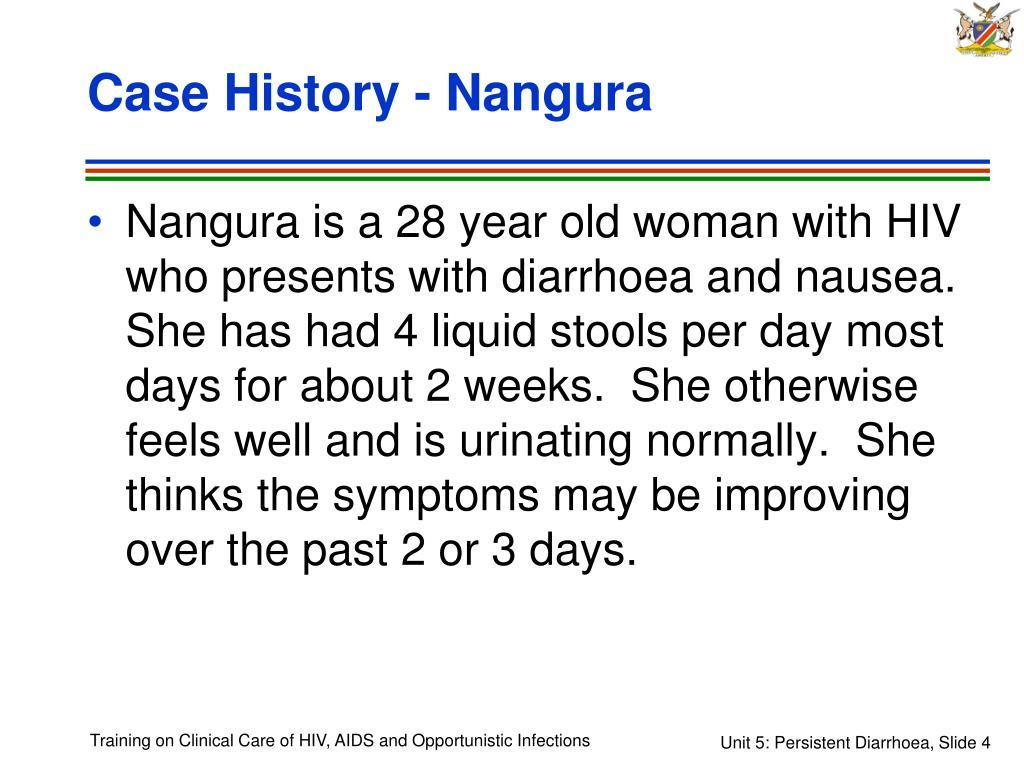 Case History - Nangura