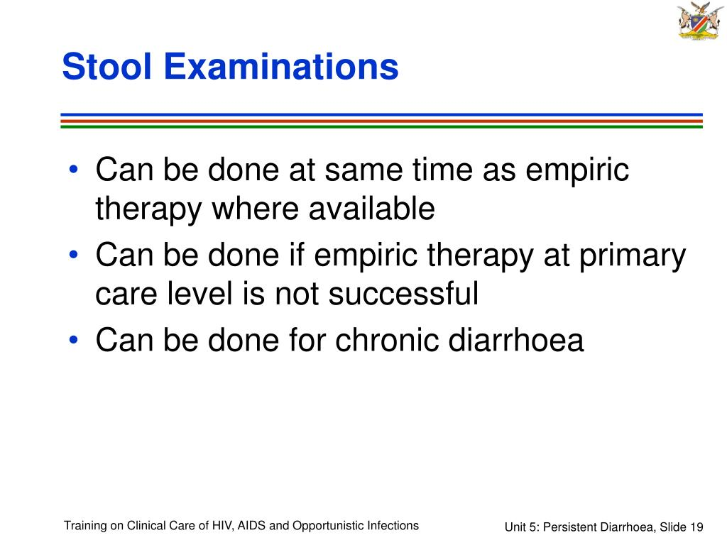 Stool Examinations