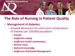 the role of nursing in patient quality19