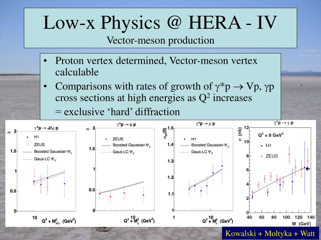 Low-x Physics @ HERA - IV