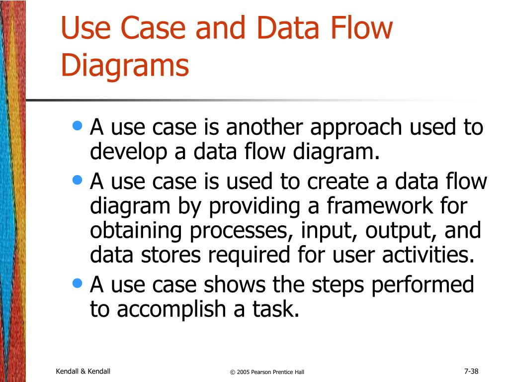 Use Case and Data Flow Diagrams