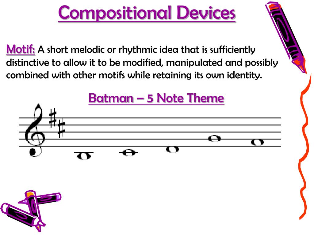 Compositional Devices