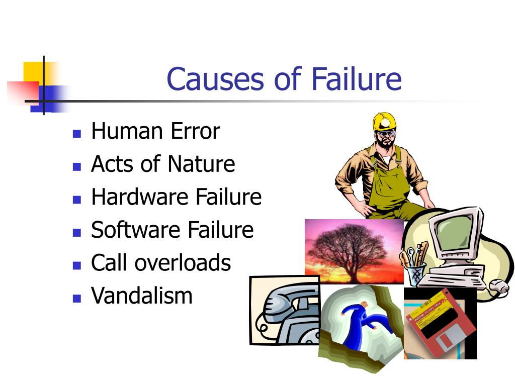 Causes of Failure