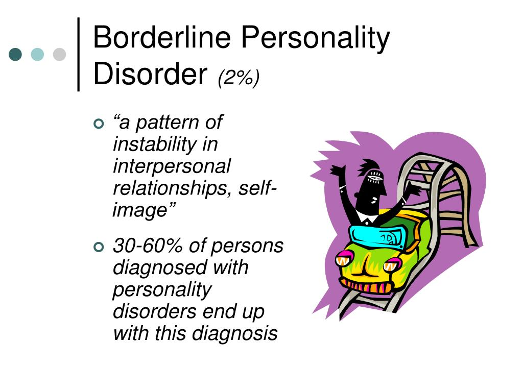 a therapeutic approach to borderline personality disorder 20 years, is presented here as a new and promising approach for the  the  schema therapy approach to borderline personality disorder (bpd) is, in a way,  filled.