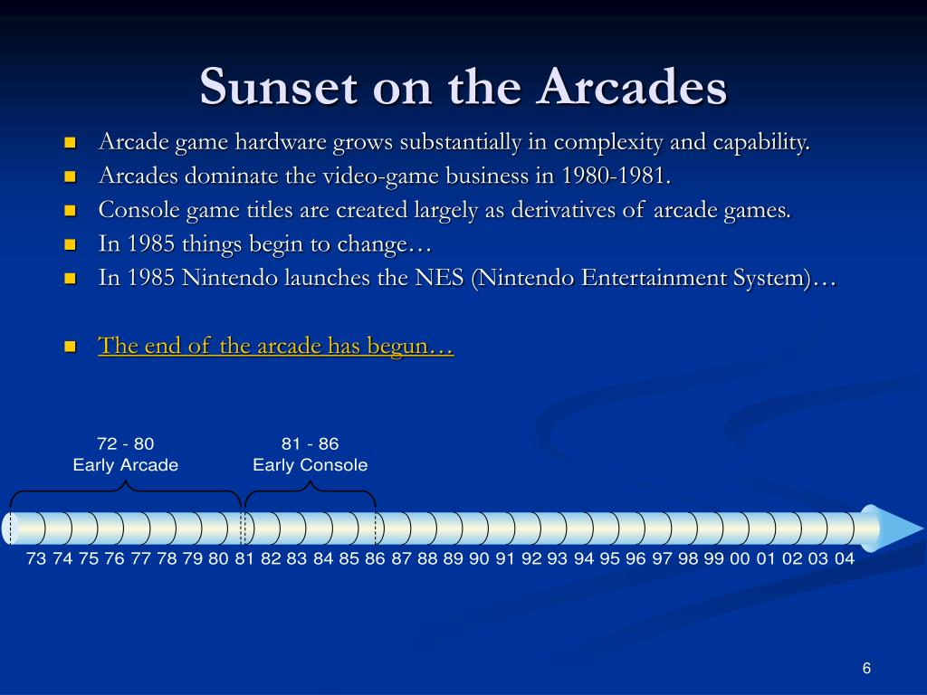 Sunset on the Arcades