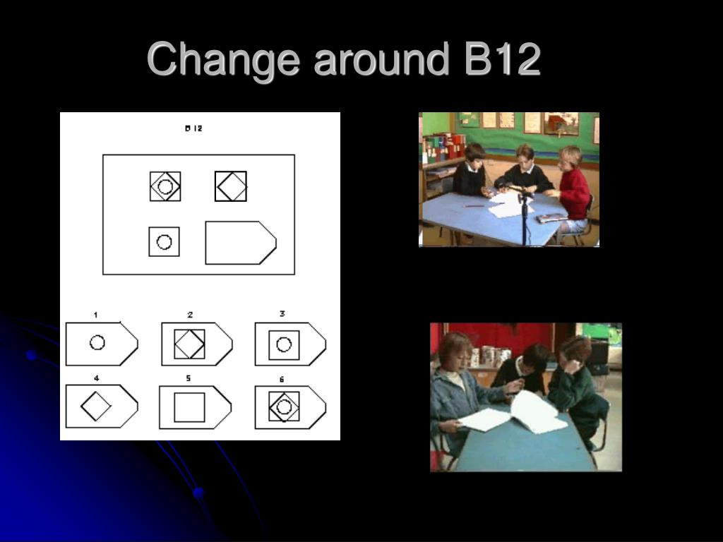 Change around B12