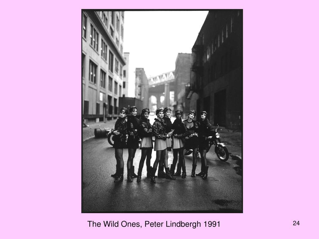 The Wild Ones, Peter Lindbergh 1991