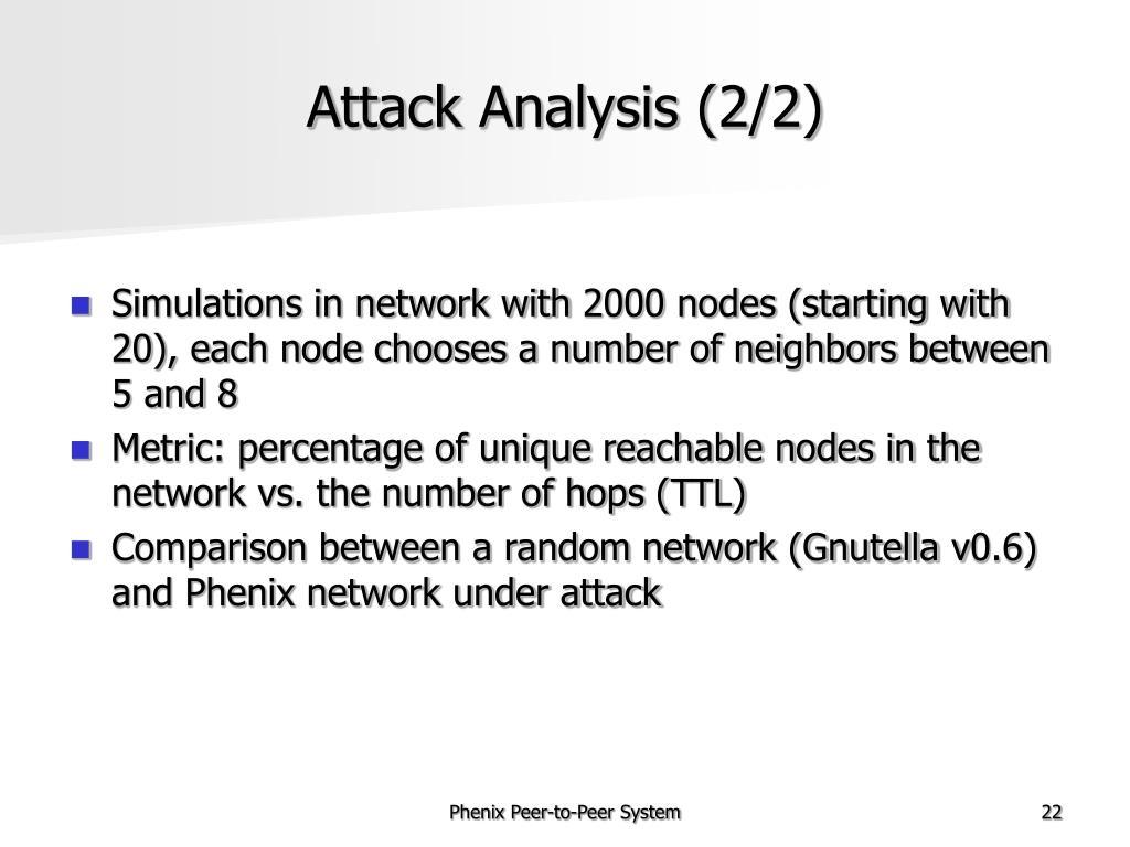 Attack Analysis (2/2)