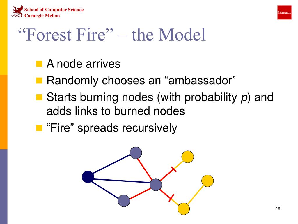 """""""Forest Fire"""" – the Model"""