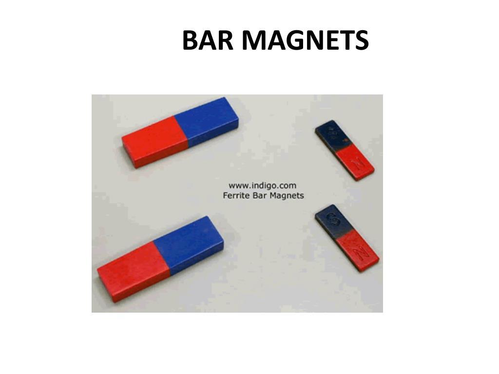 BAR MAGNETS