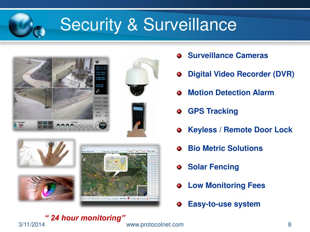 Security & Surveillance