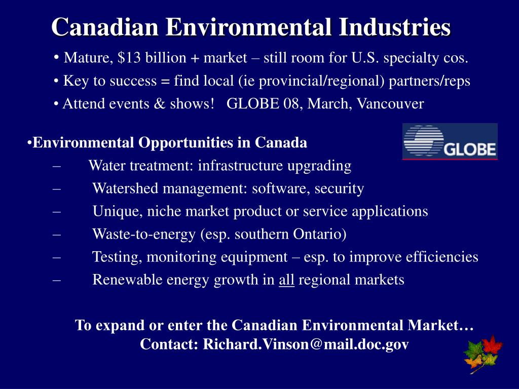 Canadian Environmental Industries