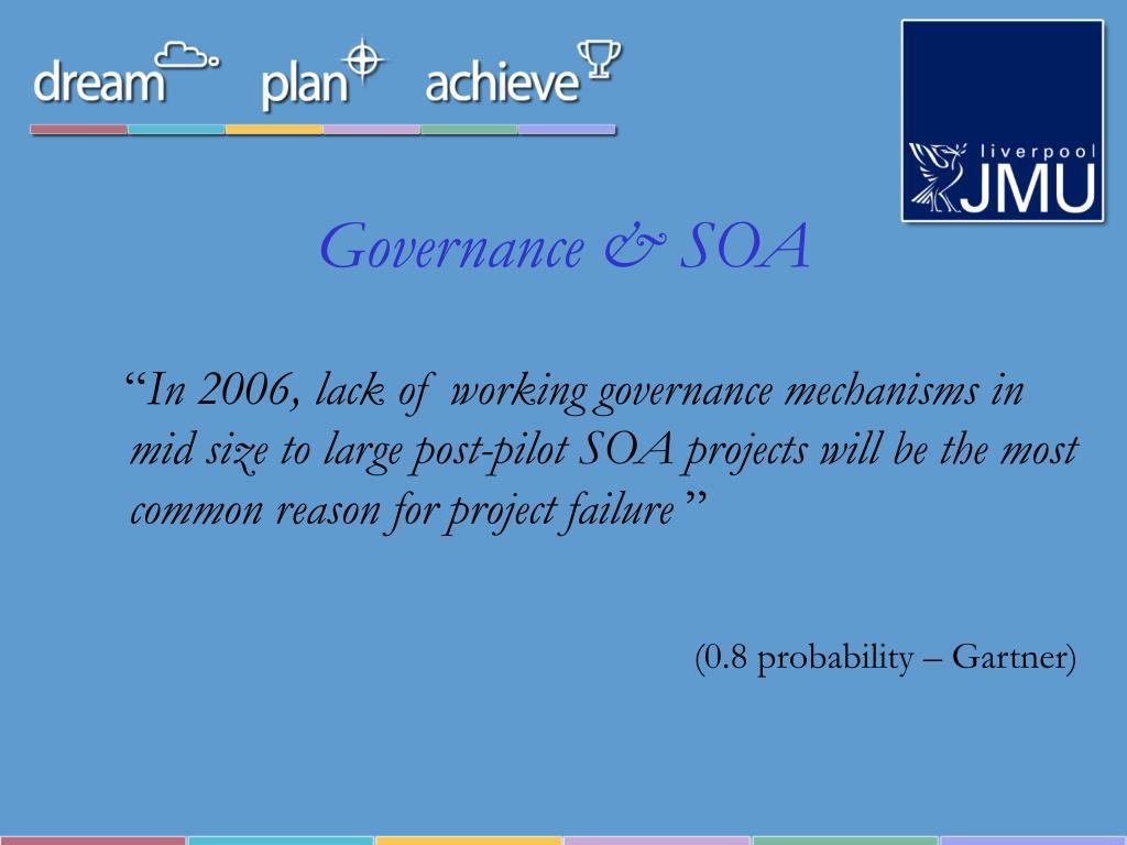Governance & SOA