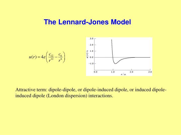 The Lennard-Jones Model