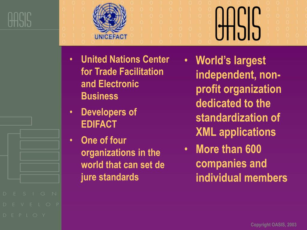 United Nations Center for Trade Facilitation and Electronic Business