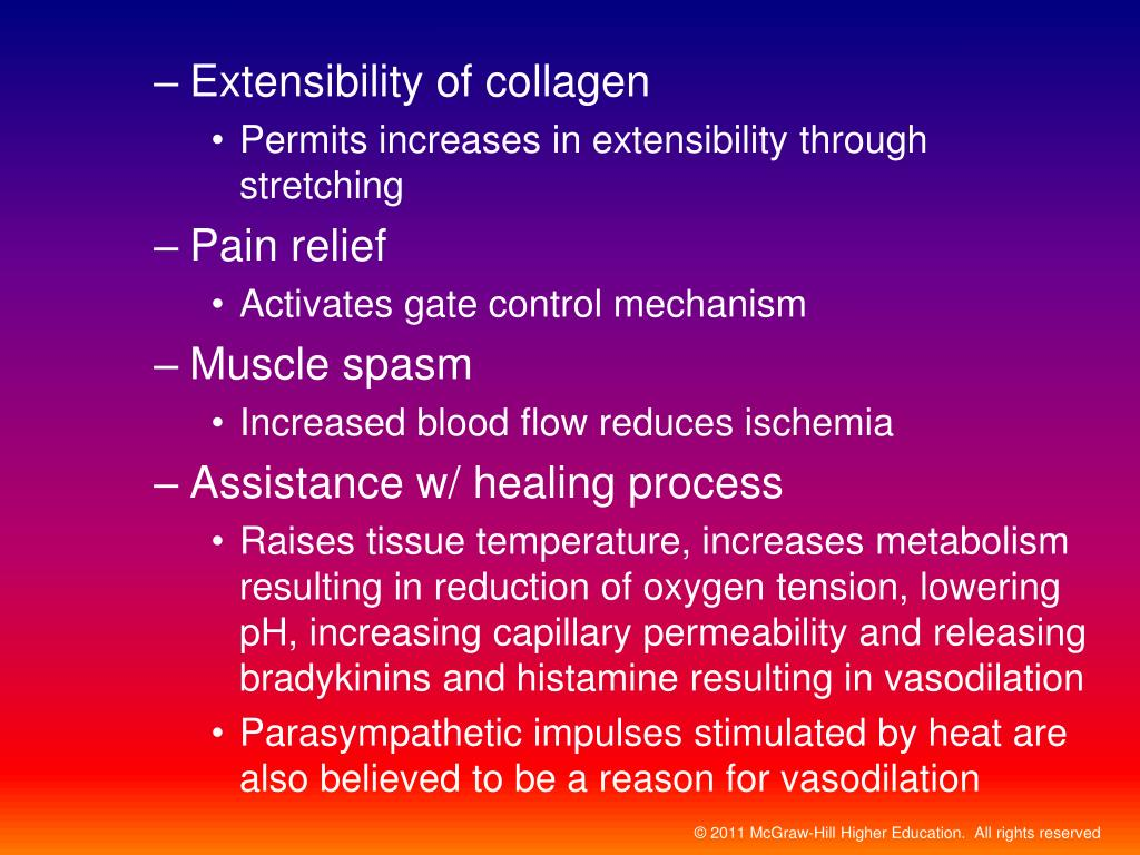 Extensibility of collagen