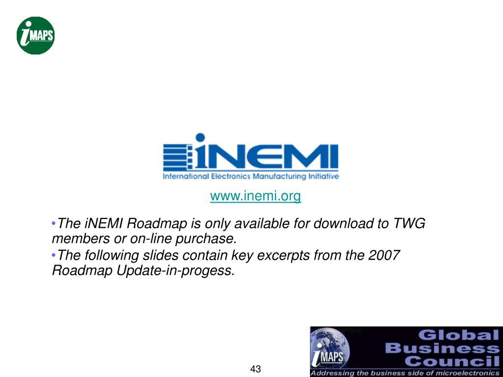 www.inemi.org