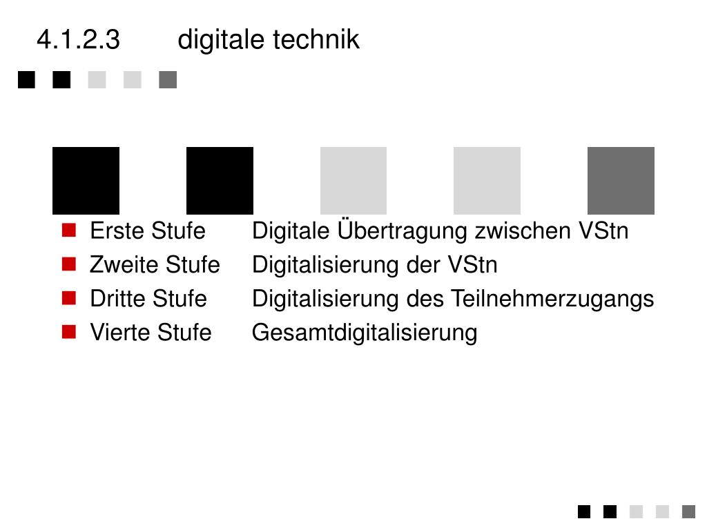 4.1.2.3	digitale technik