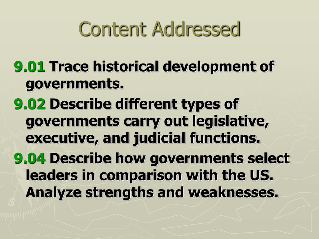 Content Addressed