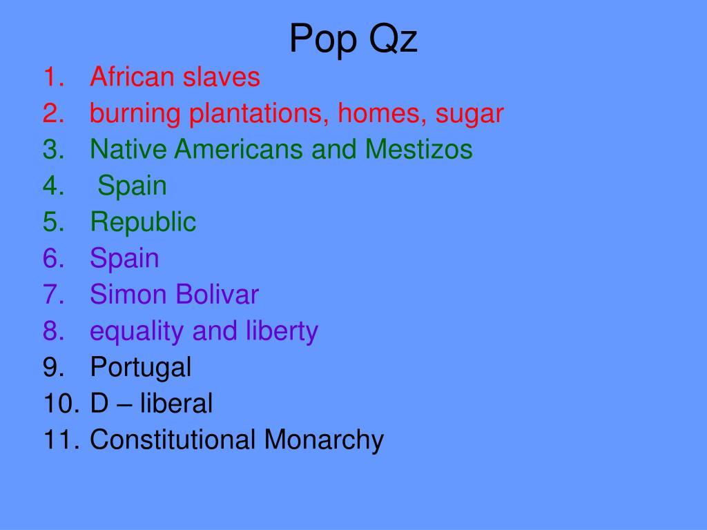 Pop Qz