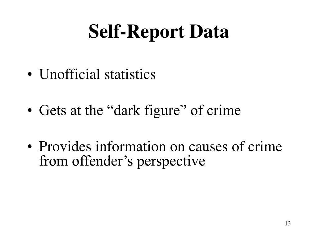 Self-Report Data