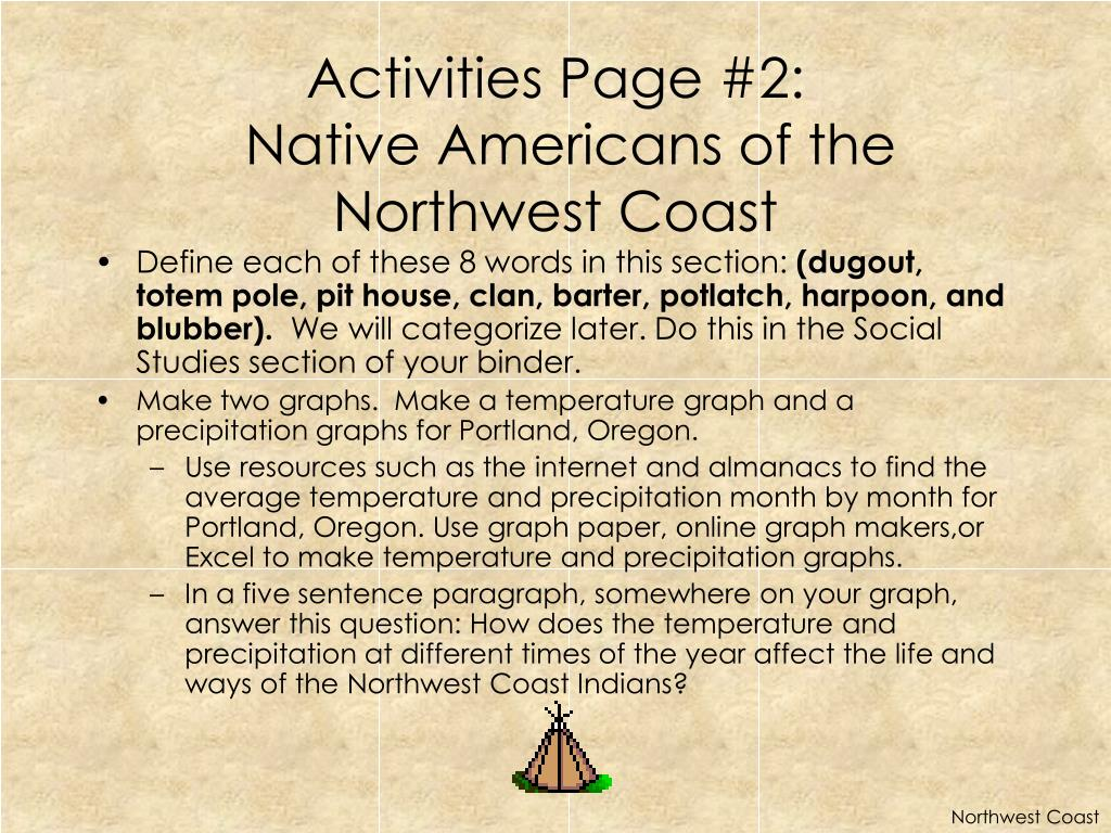 Activities Page #2:
