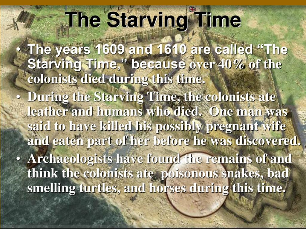 The Starving Time