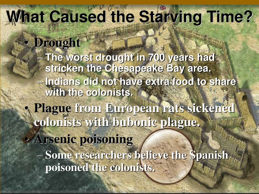 What Caused the Starving Time?