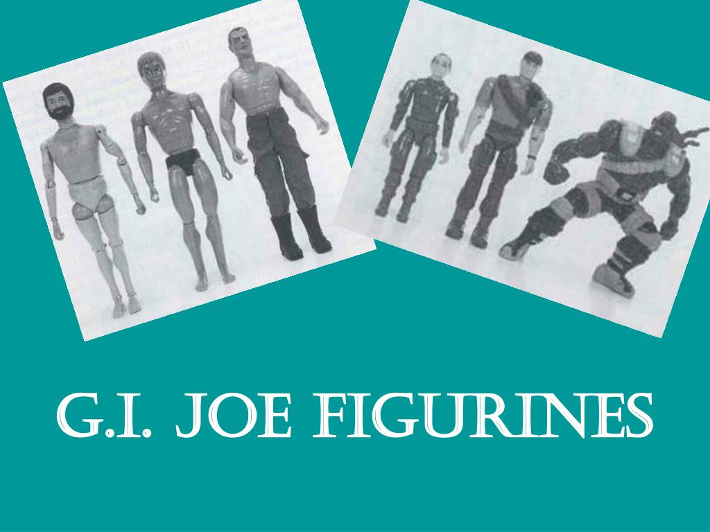 G.I. Joe Figurines