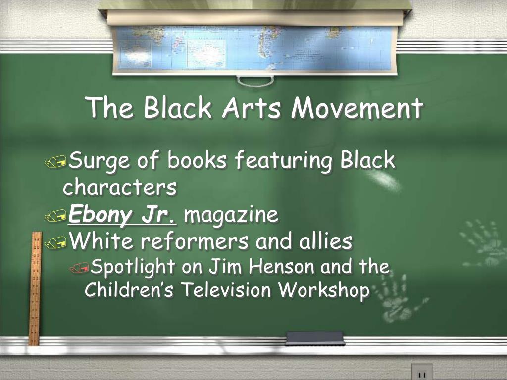 The Black Arts Movement
