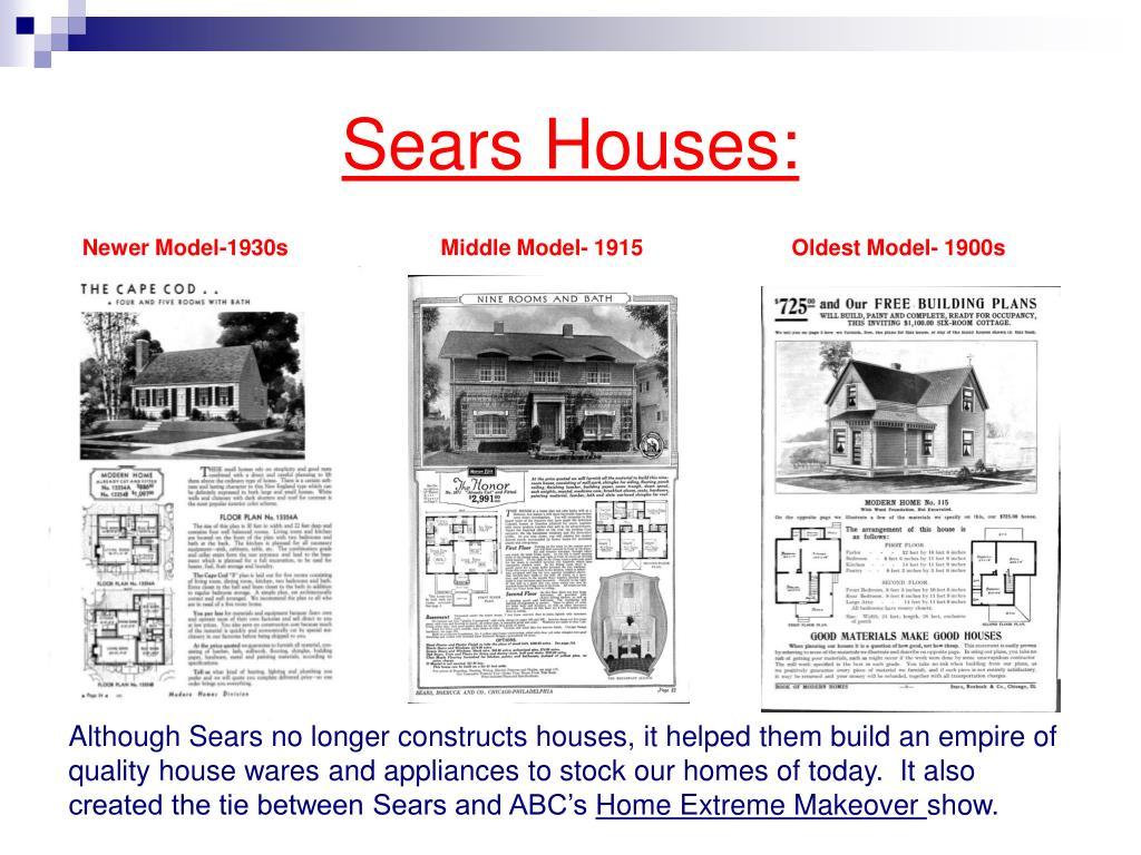 Sears Houses: