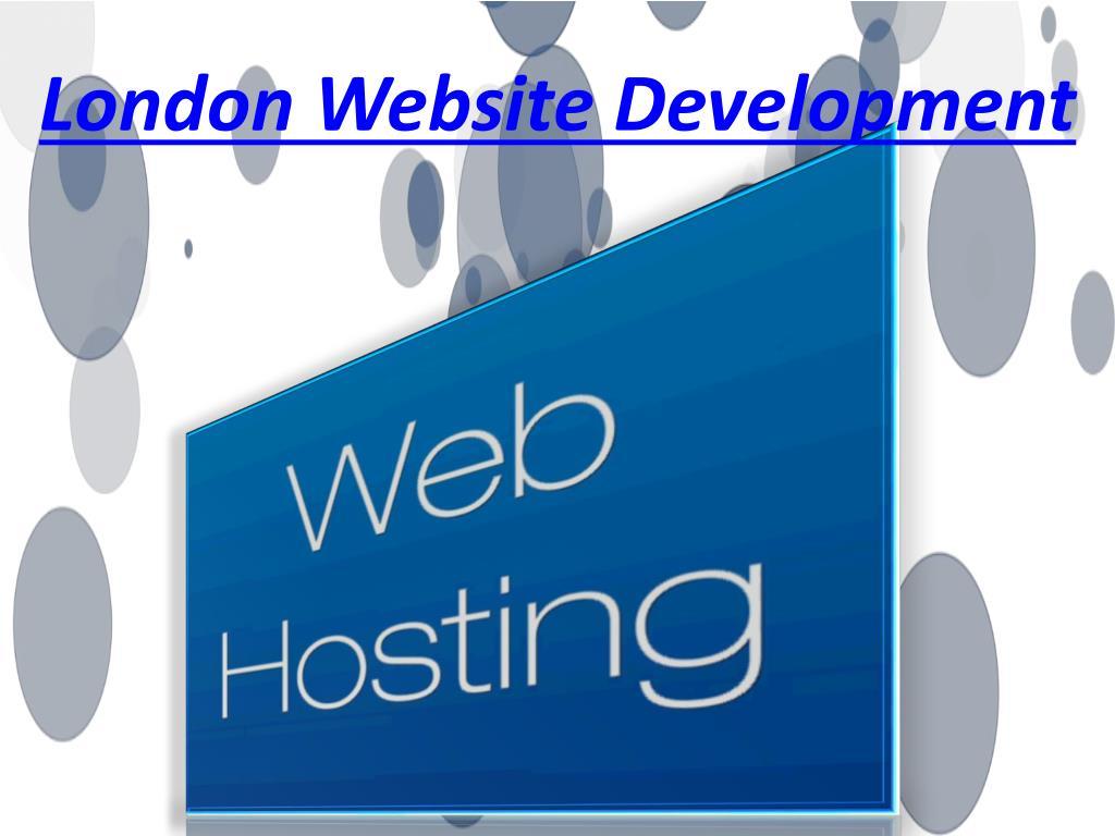 London Website Development