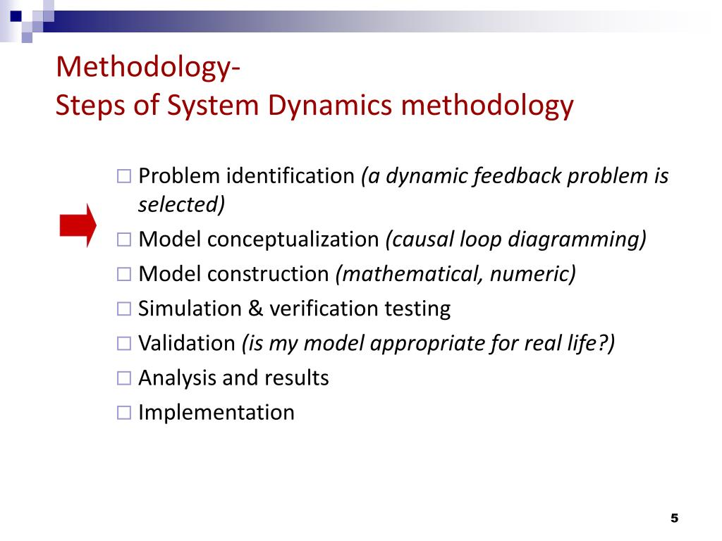 Methodology-