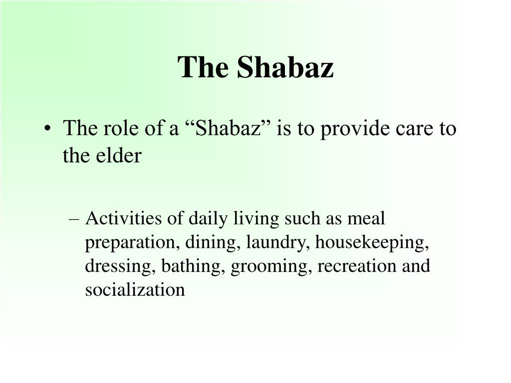 The Shabaz