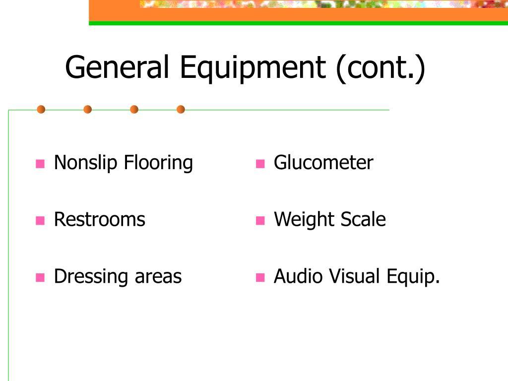Nonslip Flooring