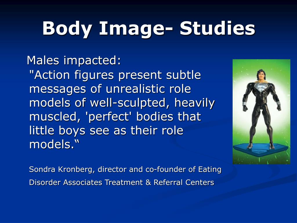 Body Image- Studies