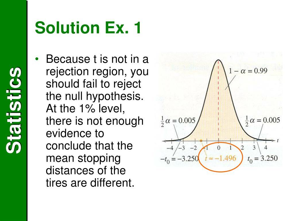 Solution Ex. 1