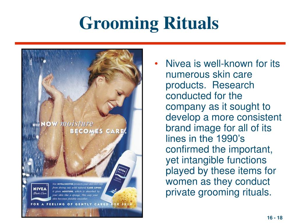 Grooming Rituals