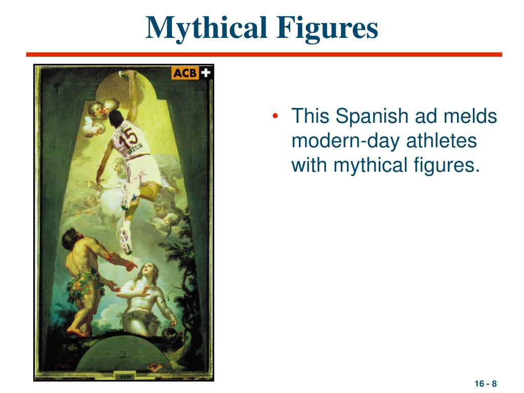 Mythical Figures