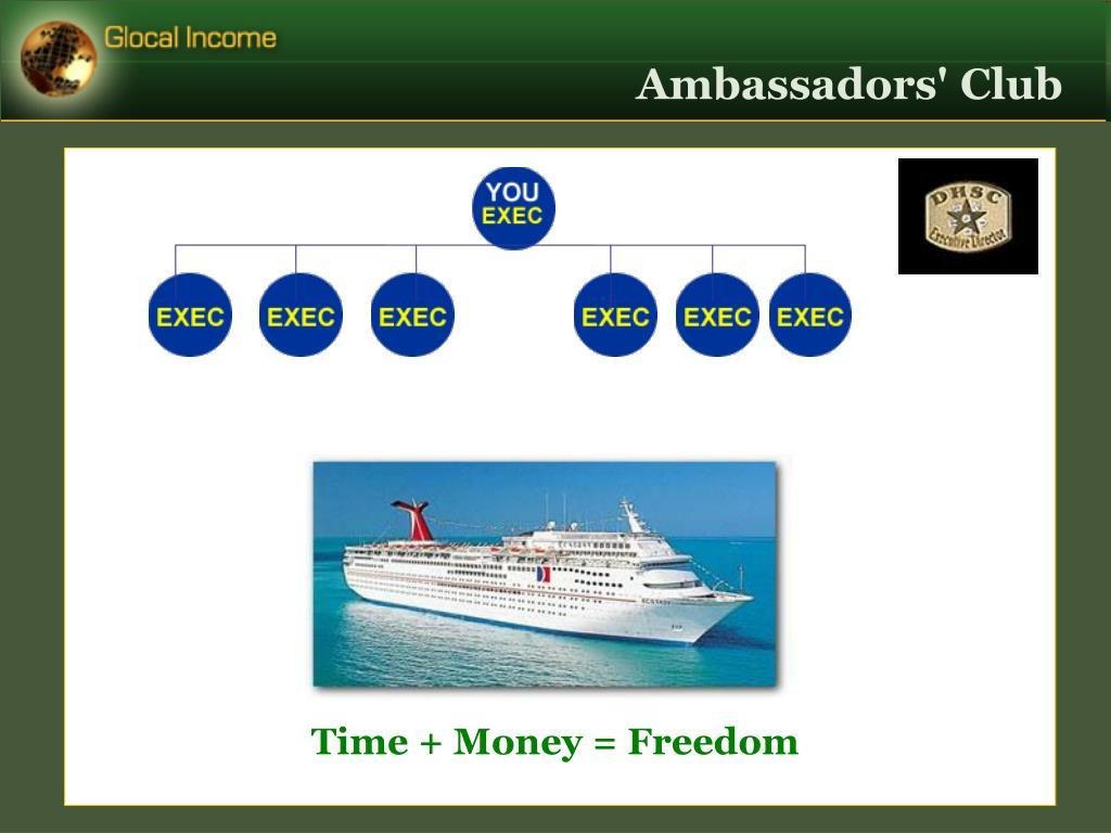 Ambassadors' Club