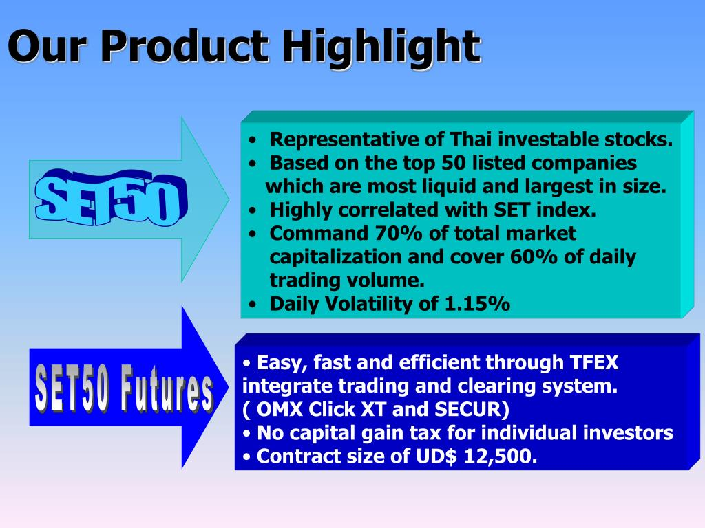 Our Product Highlight