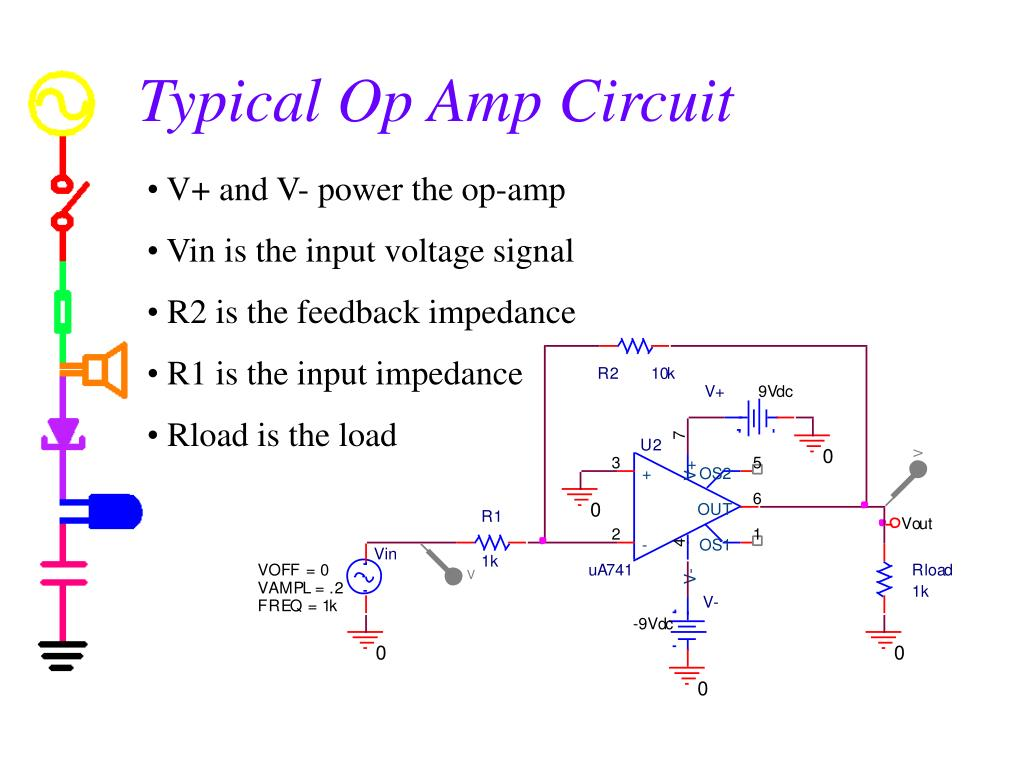 Typical Op Amp Circuit