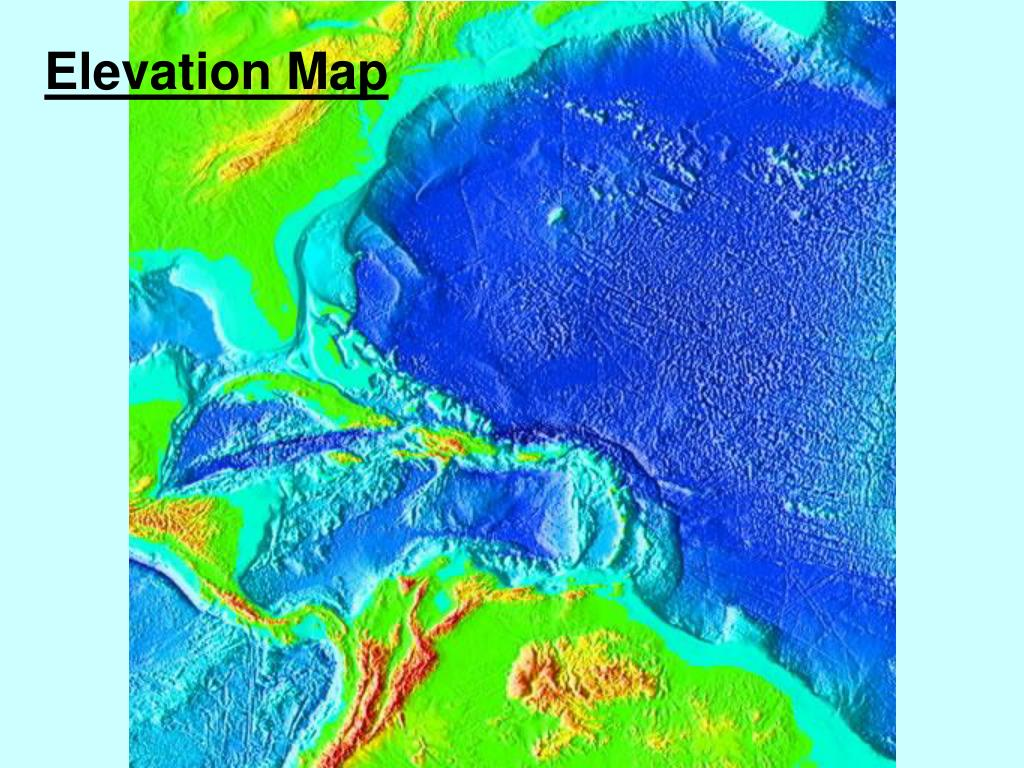 Elevation Map