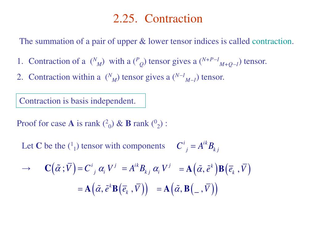 2.25.	Contraction