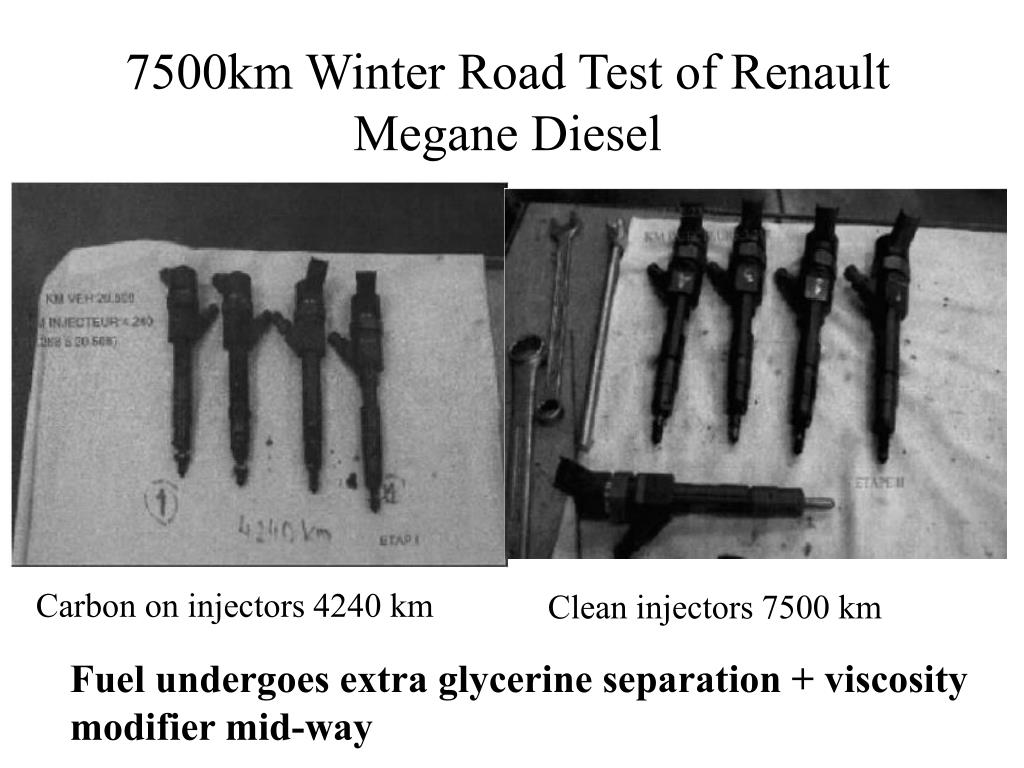 7500km Winter Road Test of Renault Megane Diesel