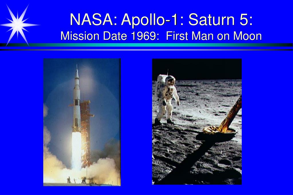 NASA: Apollo-1: Saturn 5: