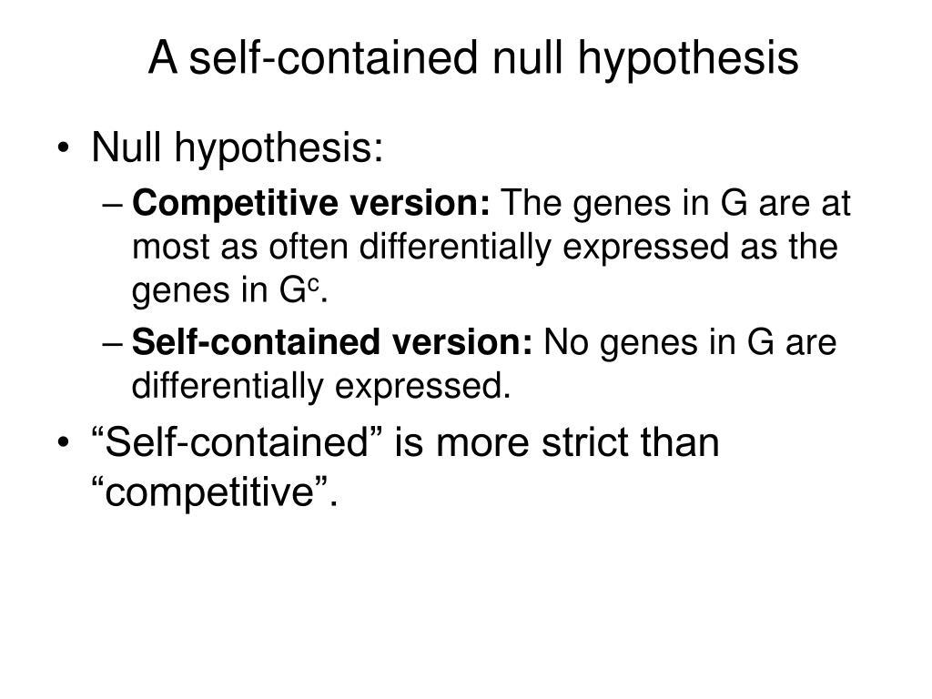 noel hypothesis