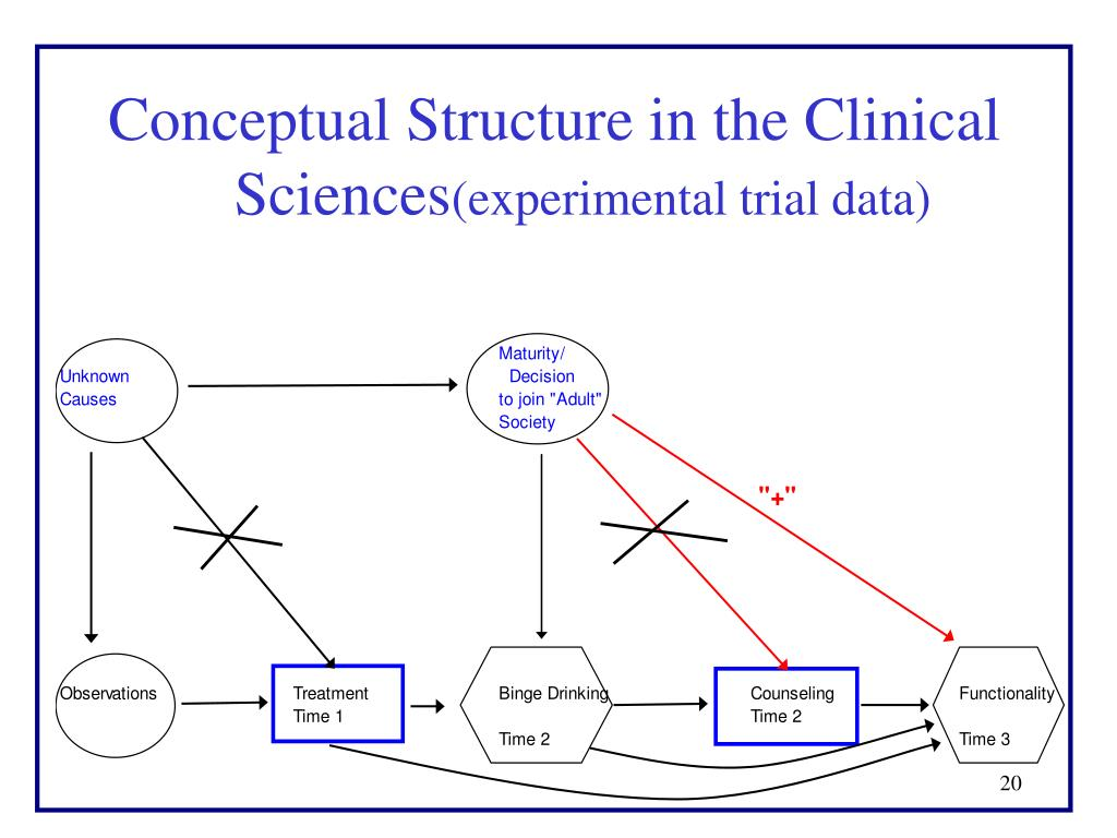 Conceptual Structure in the Clinical Sciences